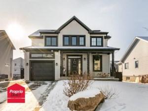 25398089 - Maison à étages à vendre