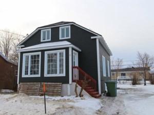 26046682 - Maison à 1 étage et demi à vendre