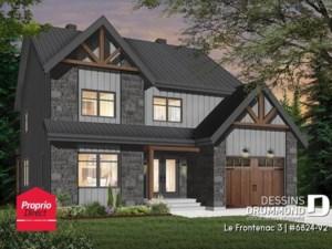 21338517 - Maison à étages à vendre
