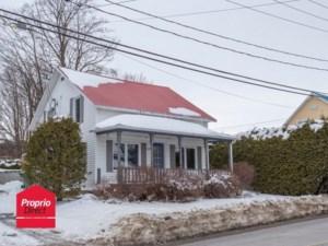 20650226 - Maison à 1 étage et demi à vendre