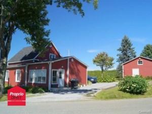 19513403 - Maison à 1 étage et demi à vendre