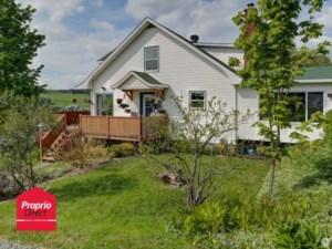 9888284 - Maison à 1 étage et demi à vendre