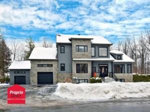 21433775 - Maison à étages à vendre