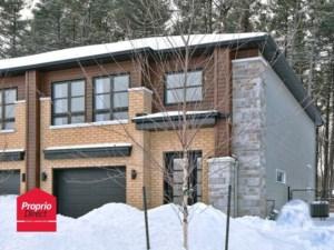 25803645 - Cottage-jumelé à vendre