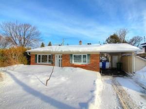 17226515 - Maison à paliers à vendre
