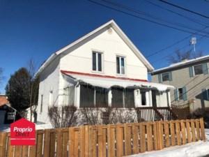 12486061 - Maison à 1 étage et demi à vendre