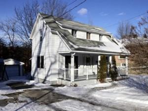 12242443 - Maison à 1 étage et demi à vendre