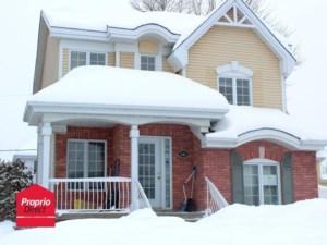 11078545 - Maison à étages à vendre