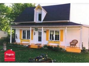 11126926 - Maison à 1 étage et demi à vendre