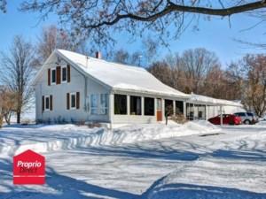 26163025 - Maison à 1 étage et demi à vendre