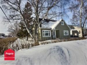 15269238 - Maison à 1 étage et demi à vendre