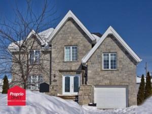21333721 - Maison à étages à vendre