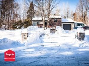 18737463 - Maison à 1 étage et demi à vendre
