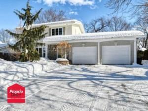 23523616 - Maison à étages à vendre