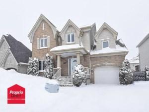 12648911 - Maison à étages à vendre