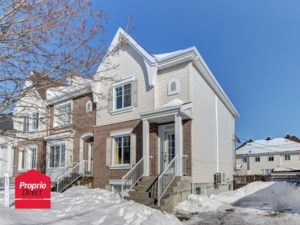 10163650 - Maison à étages à vendre