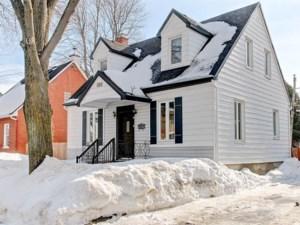 9580294 - Maison à 1 étage et demi à vendre