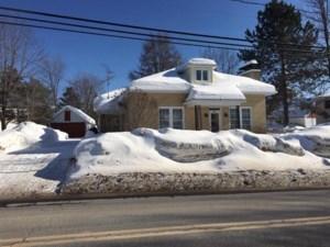 11064661 - Maison à 1 étage et demi à vendre