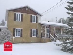 12670399 - Maison à 1 étage et demi à vendre