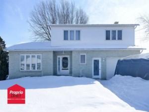 25045688 - Maison à étages à vendre