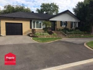 12047605 - Maison à 1 étage et demi à vendre