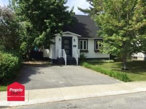 14709031 - Maison à 1 étage et demi à vendre