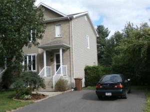 22014065 - Cottage-jumelé à vendre
