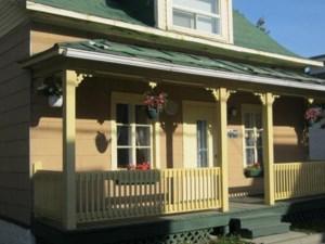 18778851 - Maison à 1 étage et demi à vendre