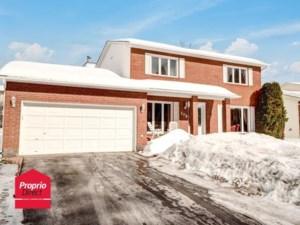 12600651 - Maison à étages à vendre