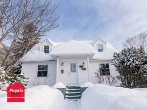 25805873 - Maison à 1 étage et demi à vendre
