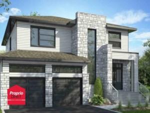 11779510 - Maison à étages à vendre