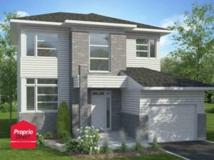 17599926 - Maison à étages à vendre