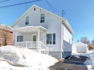 15974119 - Maison à 1 étage et demi à vendre