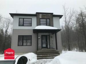 20528402 - Maison à étages à vendre