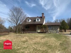 11652969 - Maison à 1 étage et demi à vendre