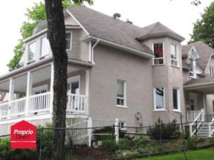 10707619 - Maison à étages à vendre
