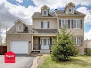 20629456 - Maison à étages à vendre