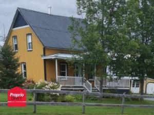 12254699 - Maison à 1 étage et demi à vendre