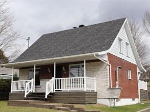 23269605 - Maison à 1 étage et demi à vendre