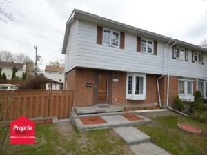 13180912 - Maison à étages à vendre