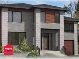 10959949 - Maison à étages à vendre