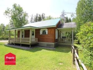 9856905 - Maison à 1 étage et demi à vendre