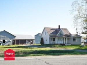 22920863 - Maison à 1 étage et demi à vendre