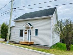 19016198 - Maison à 1 étage et demi à vendre
