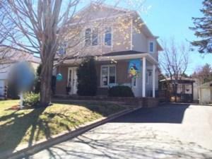 11695869 - Maison à étages à vendre