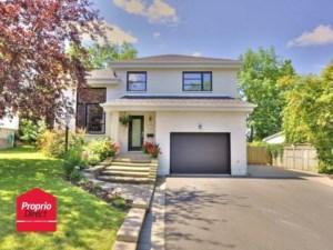 15608783 - Maison à étages à vendre