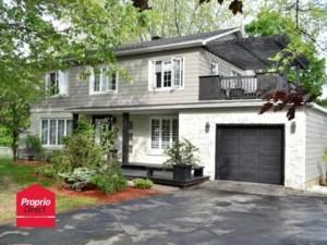 28457507 - Maison à étages à vendre