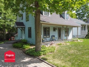 10404957 - Maison à étages à vendre