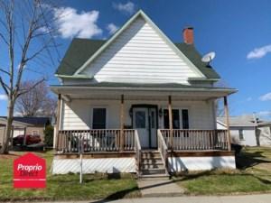 13407355 - Maison à 1 étage et demi à vendre