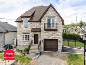 25534521 - Maison à étages à vendre